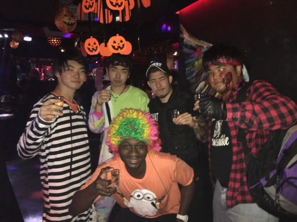 SONIDOS BarのHalloween 🎃 Party Photos