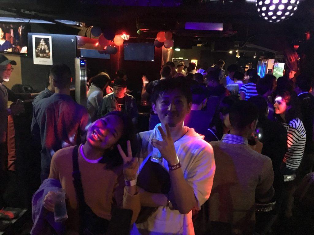 Sonidos Bar Roppongi